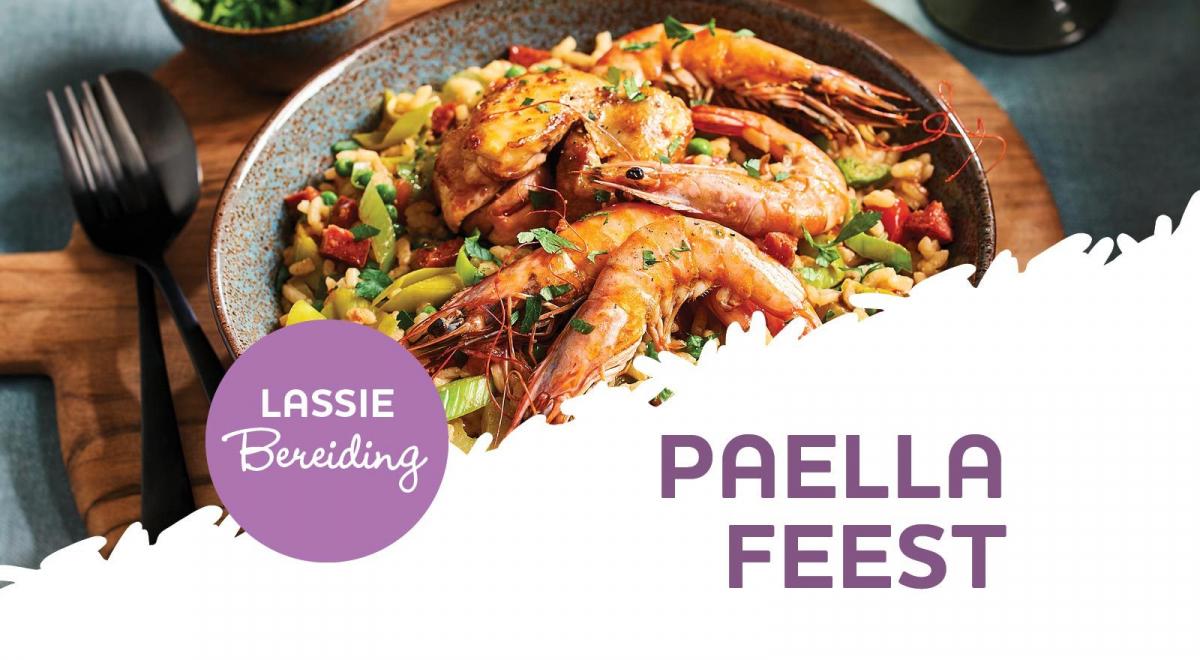 Paella maken: over rijst, kruiden & bereiding