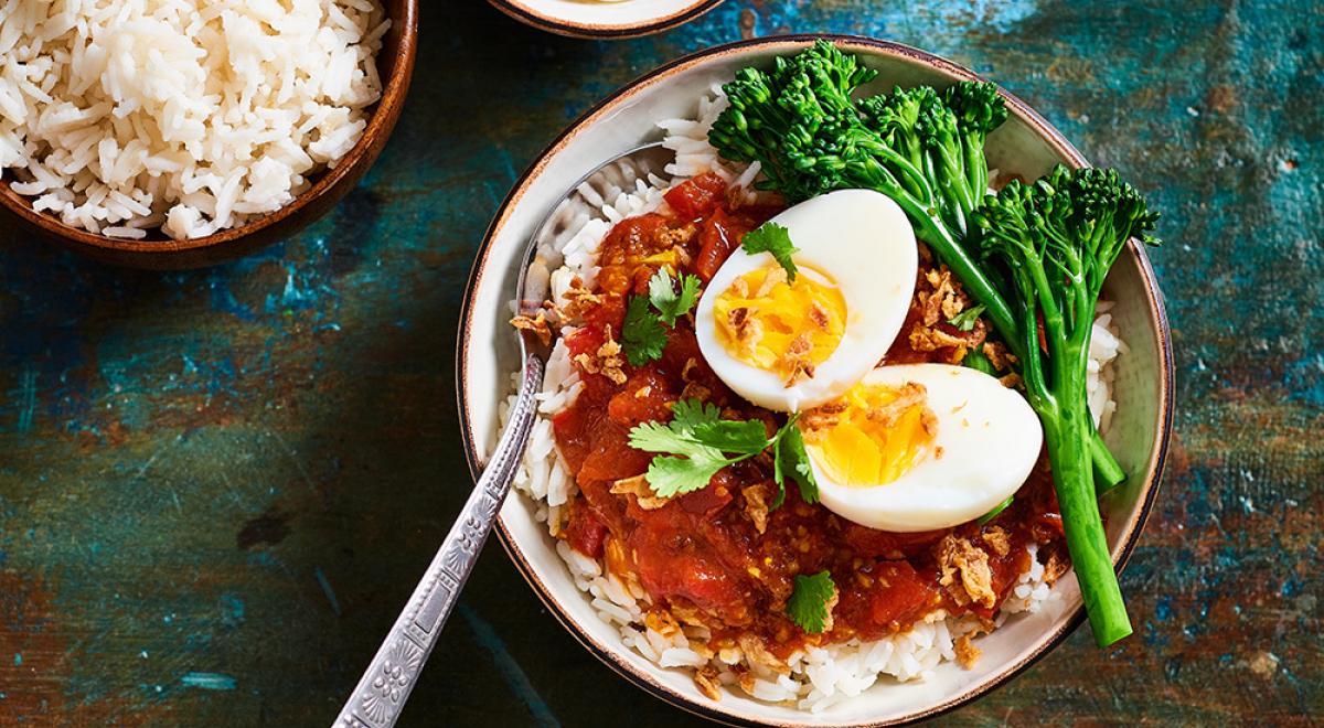 15 snelle & gezonde curry recepten