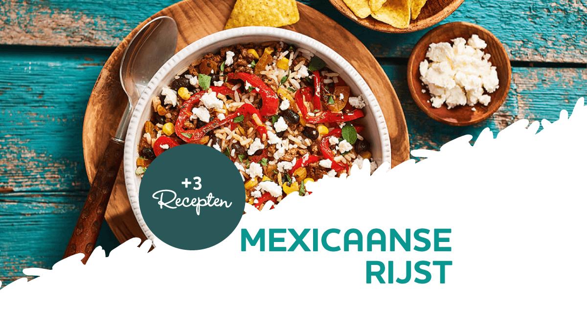 Zo maak je Mexicaanse rijst (+3 recepten)