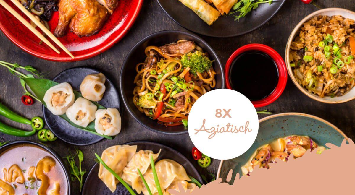 De 8 lekkerste Aziatische recepten van Lassie