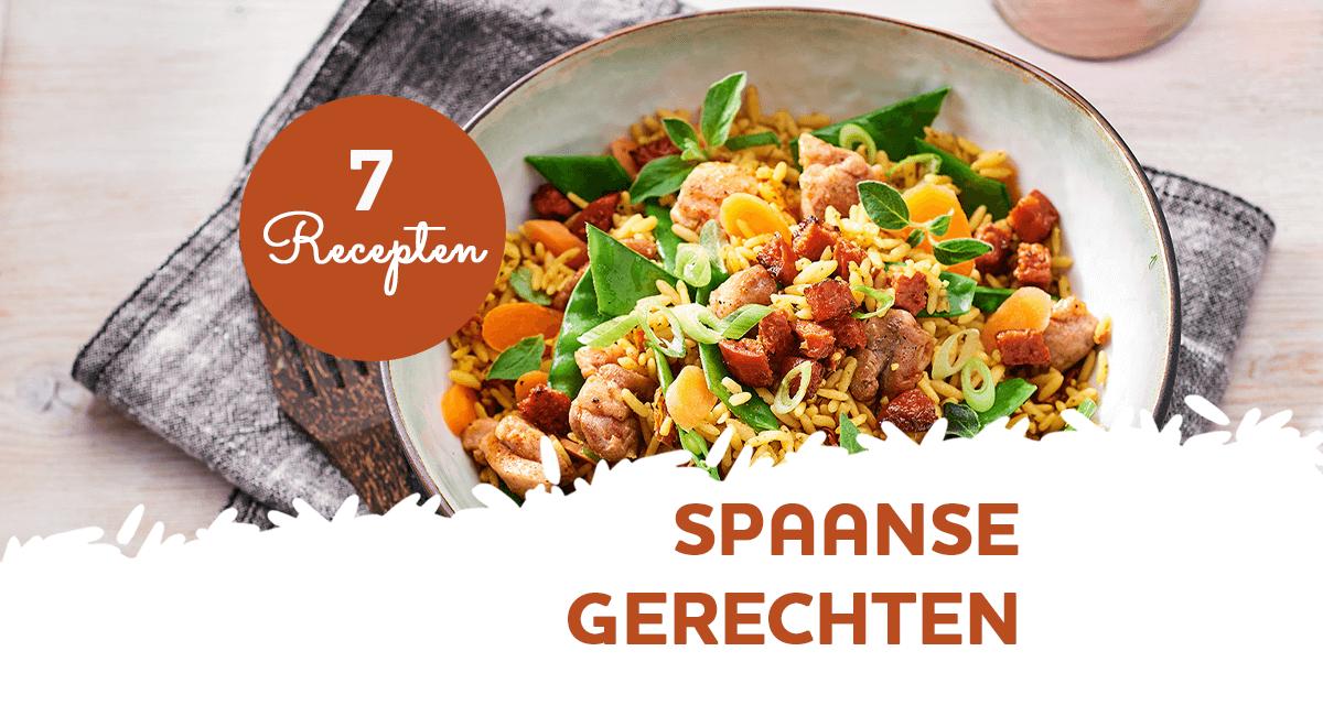 Dit zijn onze 7 lekkerste Spaanse gerechten