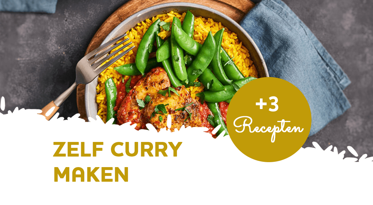Zo kun je zelf curry maken (+ 3 recepten)