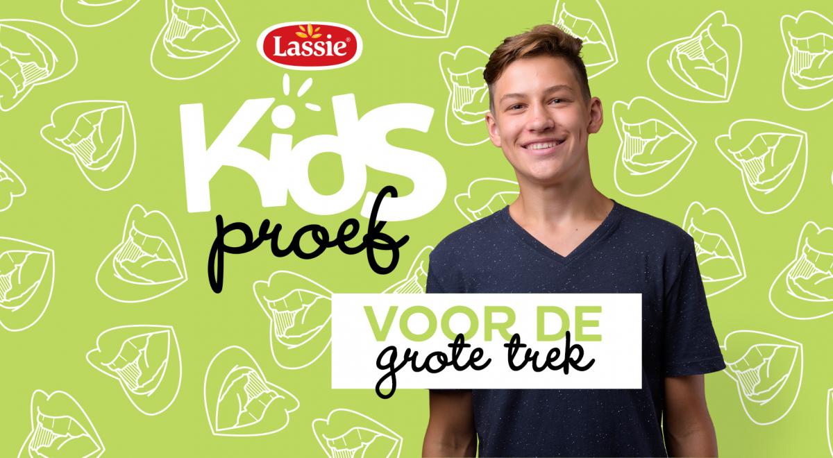 Lassie Kidsproef