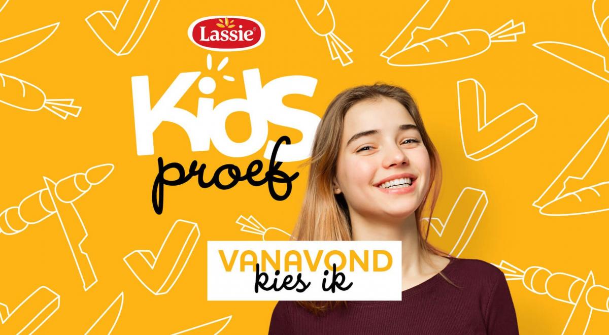 LASSIE 'VANAVOND KIES IK'
