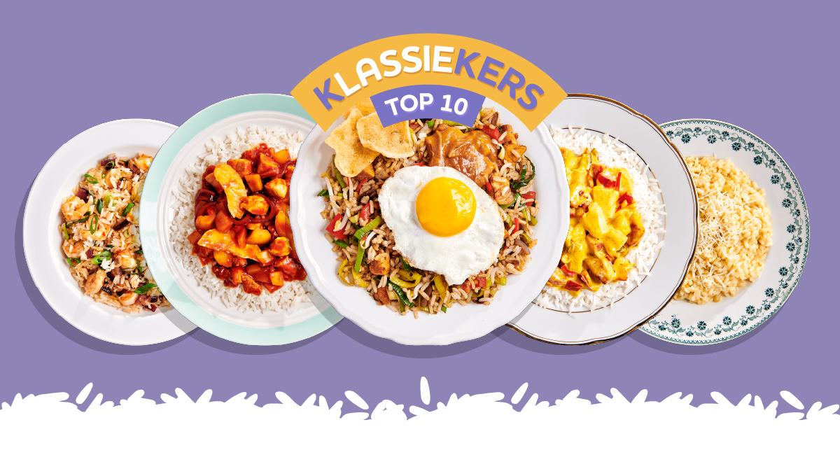 Dit zijn de lekkerste rijstgerechten van Nederland