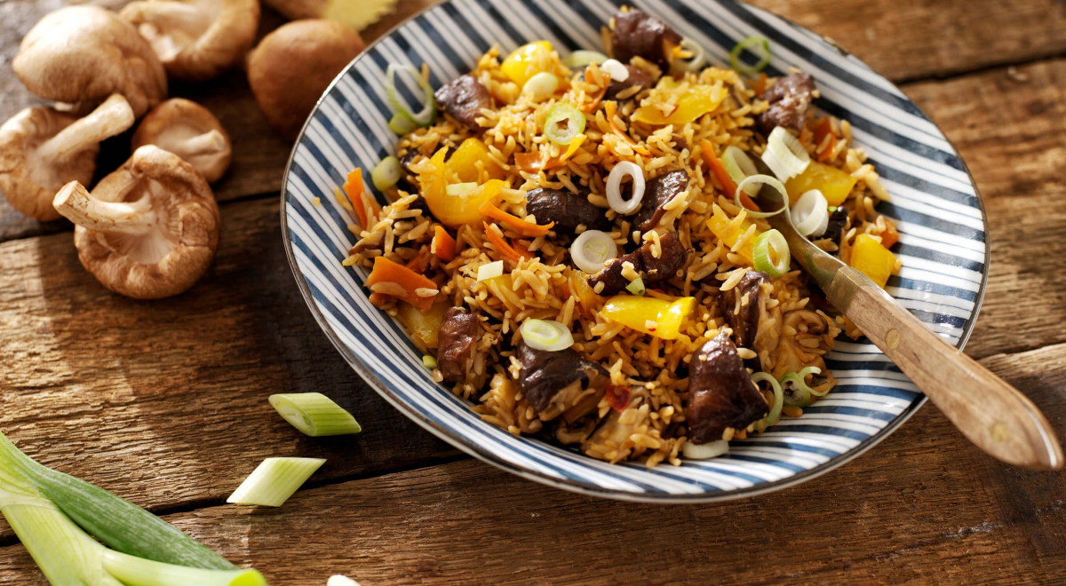 Gebakken rijst recepten: lekker, simpel en snel te maken