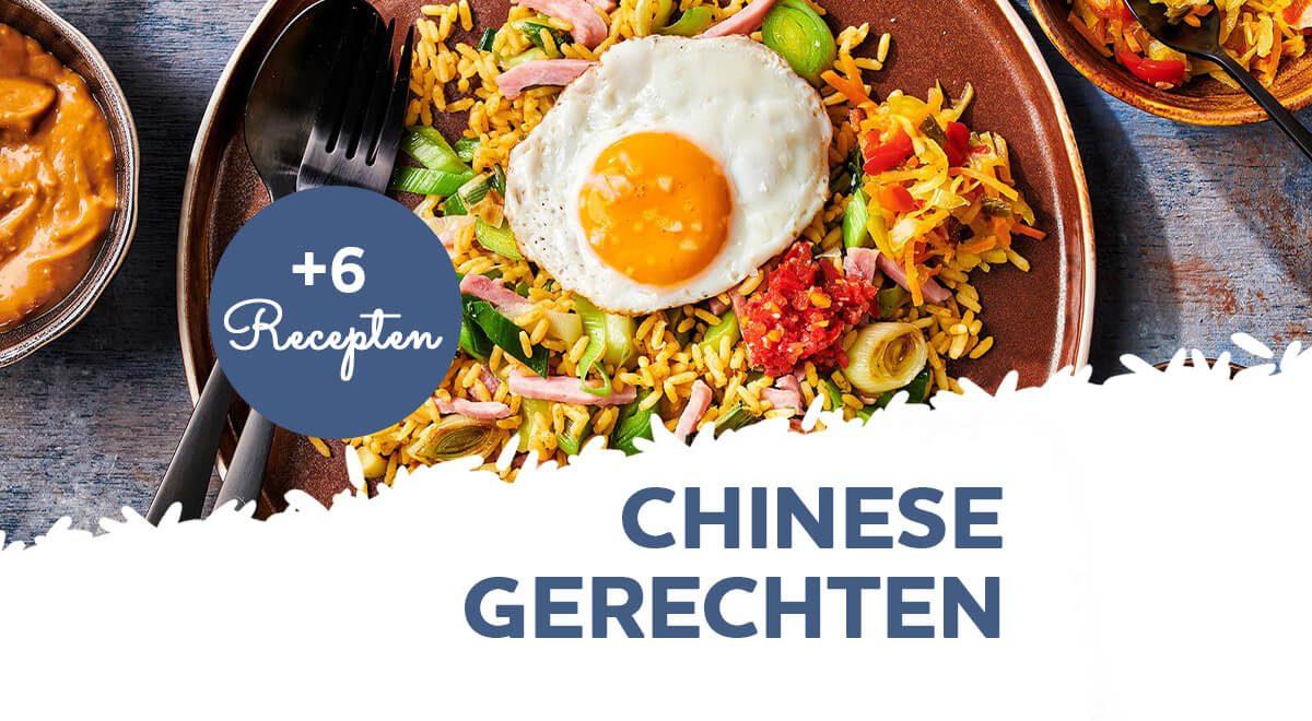 Lassie Favo's: 6 Chinese gerechten die je zelf kunt maken