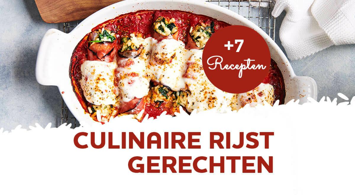 Culinaire rijst: 7 makkelijke recepten om indruk te maken
