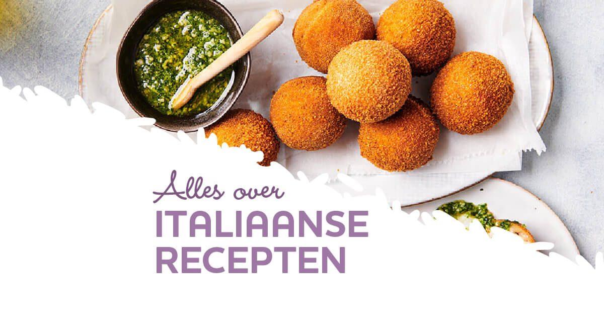 Italiaanse recepten: 11x genieten van de lekkerste gerechten