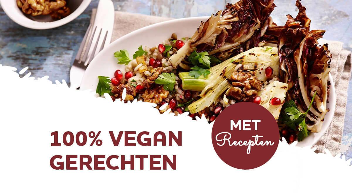 Vegan weekmenu: 7 lekkere en makkelijke vegan gerechten