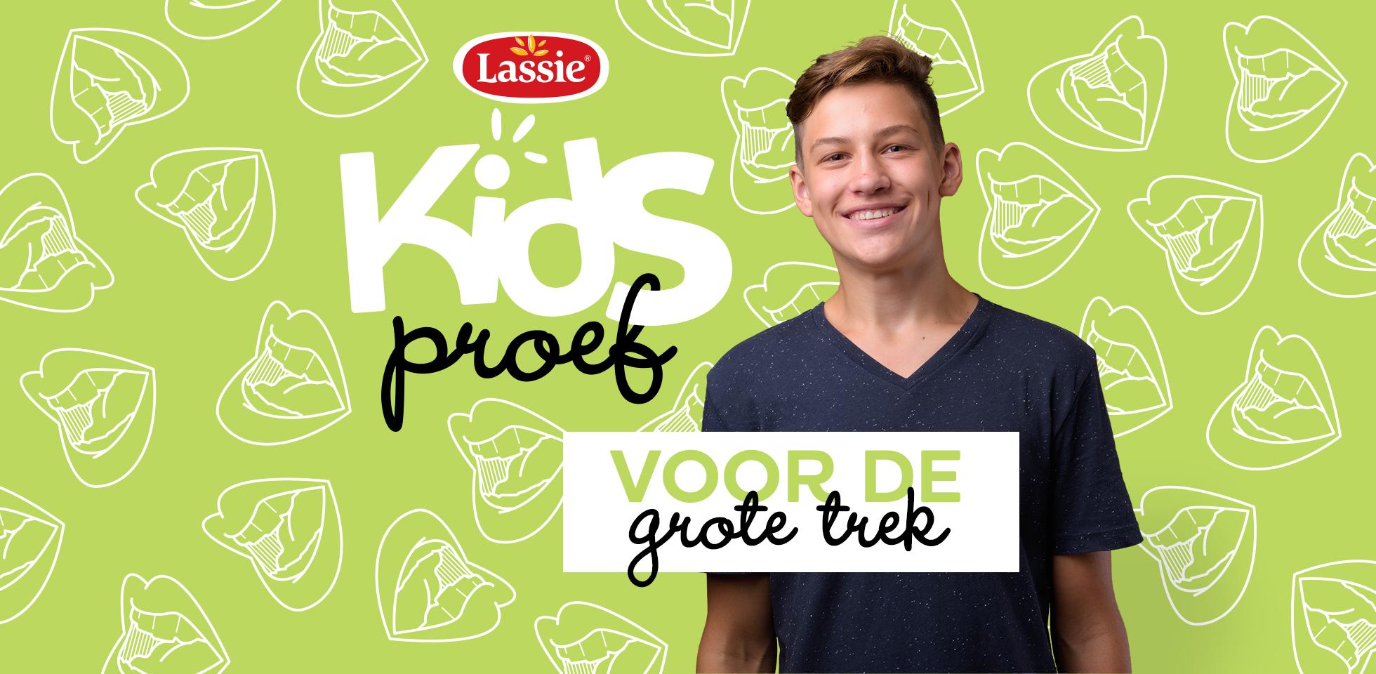 Kidsproef Puber beeld Mobile