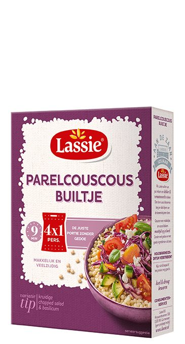 Parelcouscous Builtje