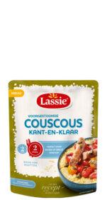 Voorgestoomde Couscous
