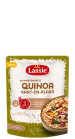 Voorgestoomde Quinoa