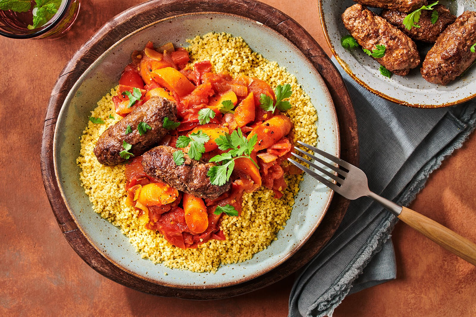 couscous groente