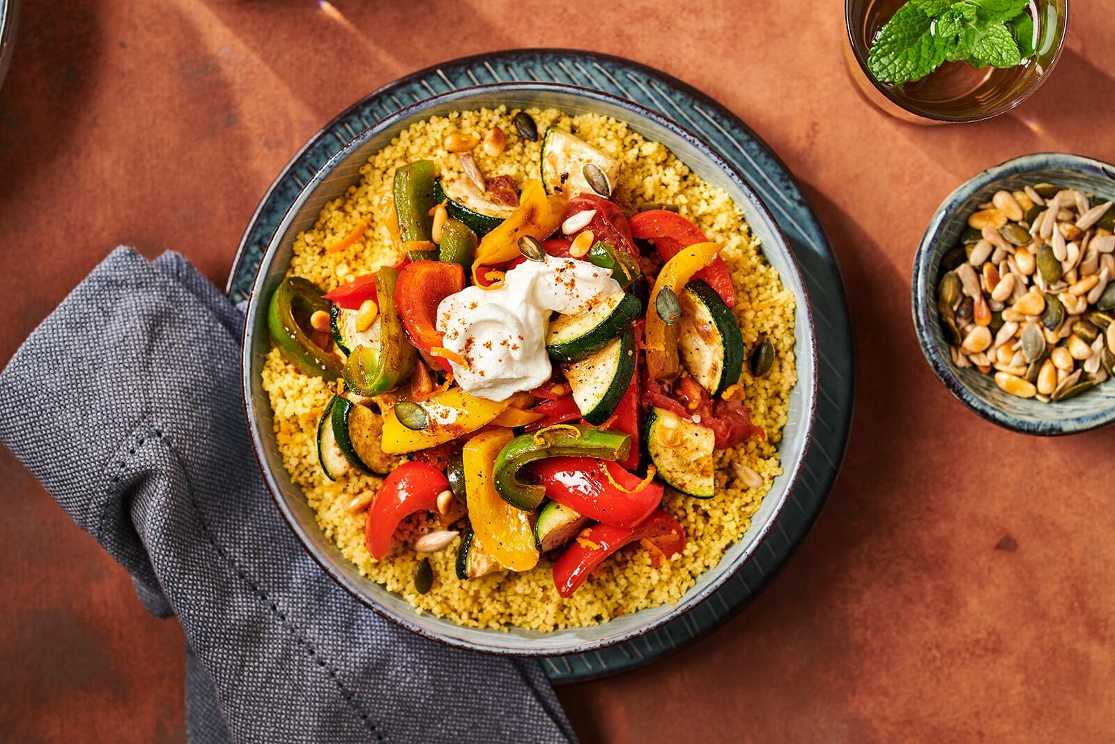 couscous groenten