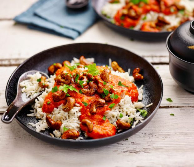 Kruidige rijst