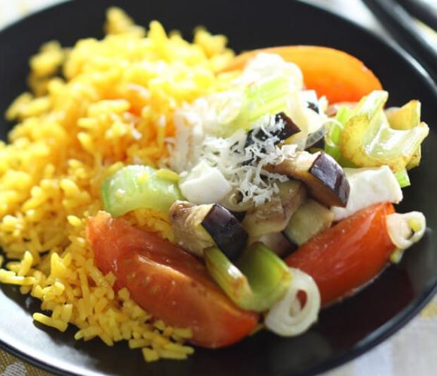 Italiaans groentepotje