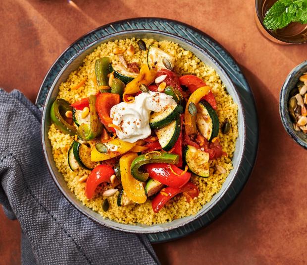 Couscous Maroc