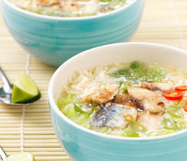 Vietnamese rijstsoep
