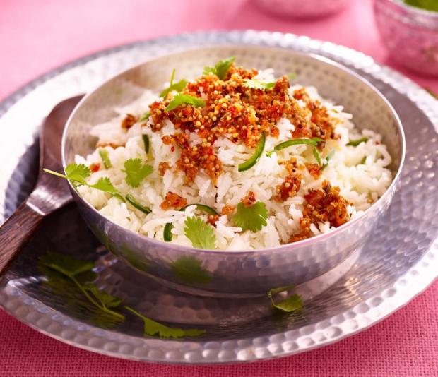 Pittige Indiase rijst