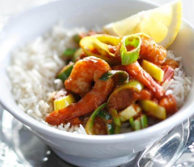 Indiase curry