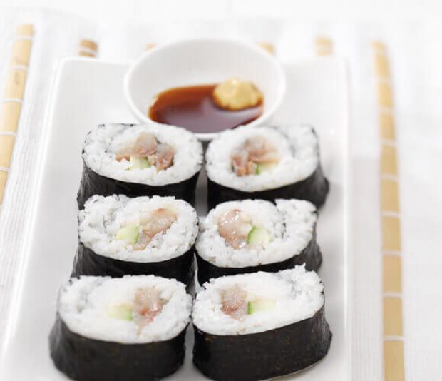 Hollandse sushi